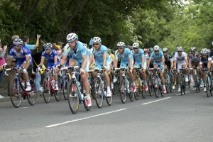 Physicist foresees Tour de France r...