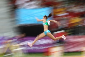 How to train like an athletic world...