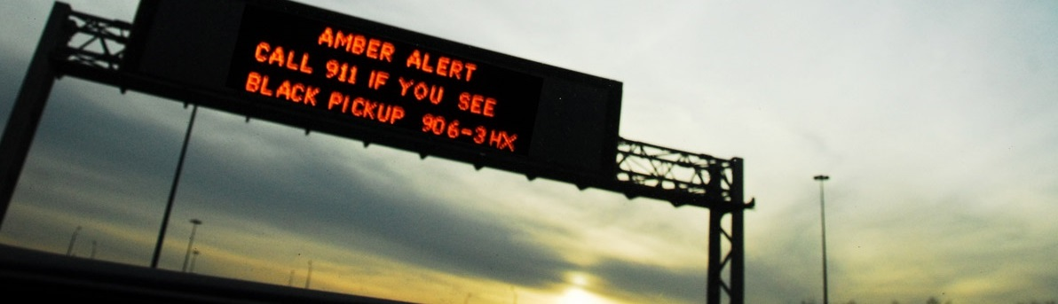 After 20 Years Of Amber Alerts Are They Worth It