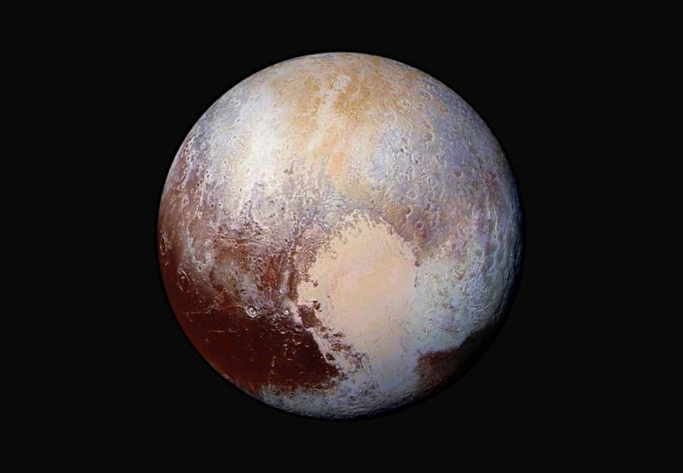 Origin of Pluto's huge 'icy heart' found