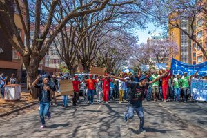 South Africa's student protests: ig...