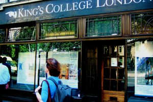 King's College London use ResearchG...
