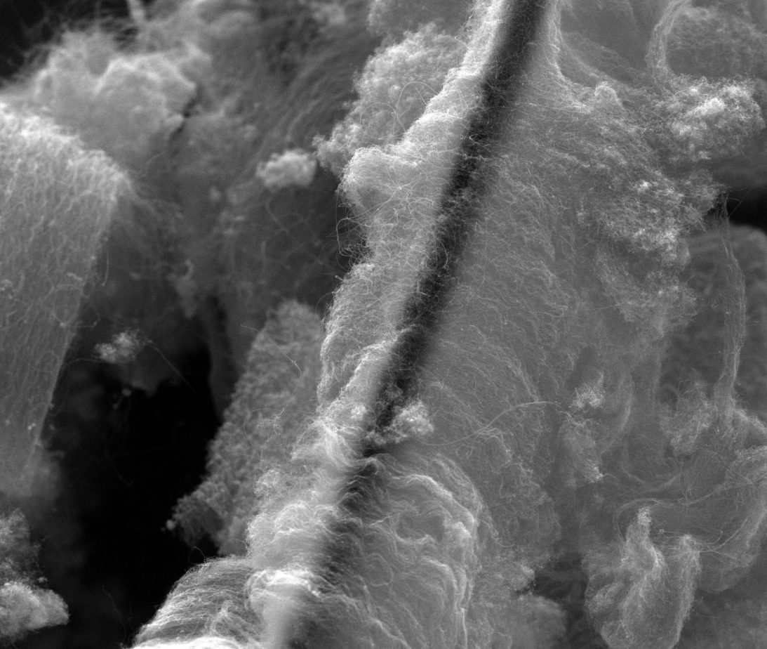 New, reusable filter cleans heavy metals from water