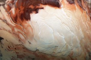Martian surface may not support lif...