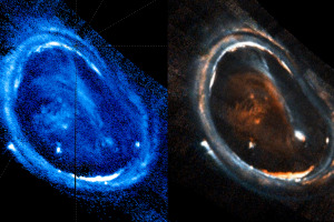 Jupiter's aurora has an unexpected...