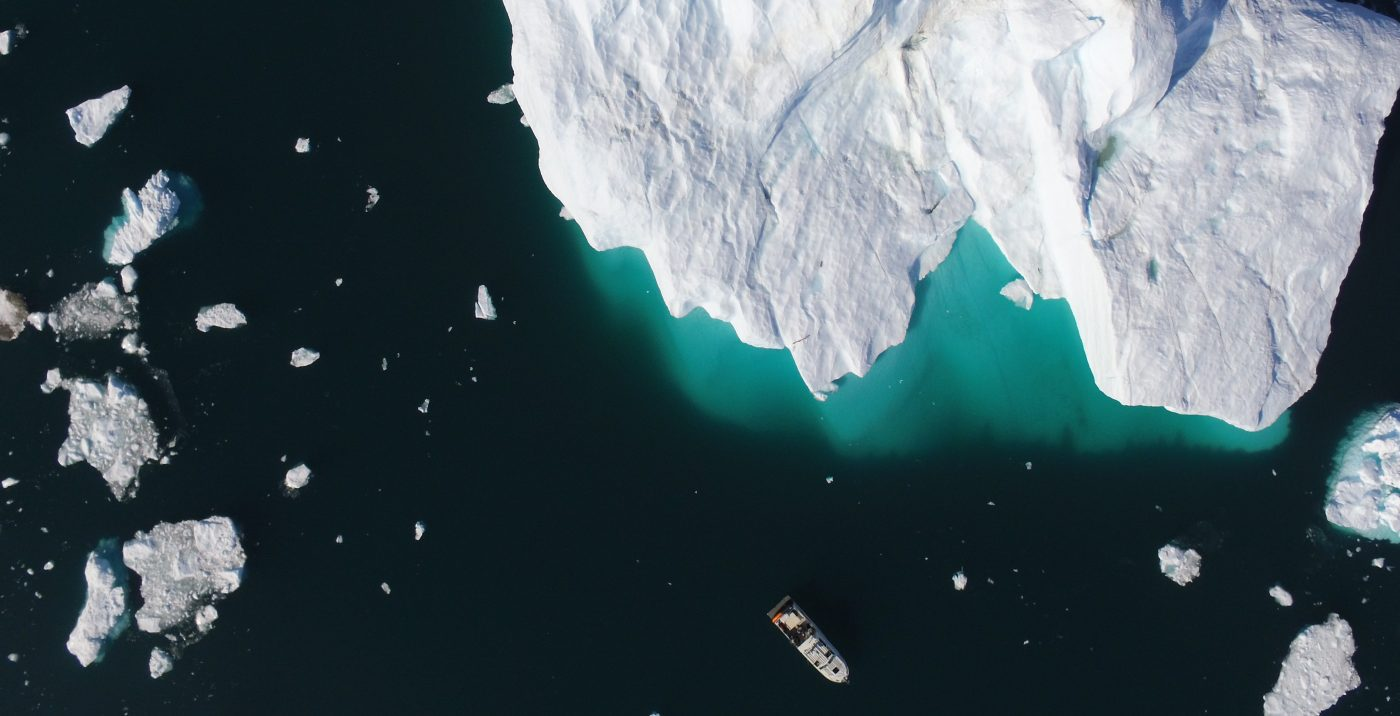 Greenland is melting at an historically unprecedented rate