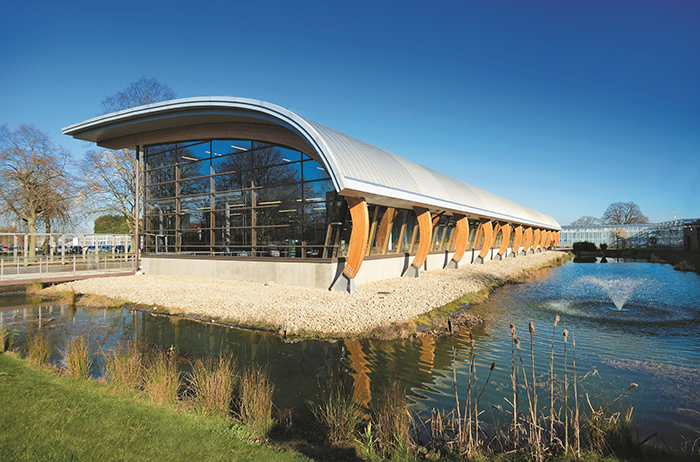 Bioenergy And Brewing Science Building Home To Food Innovation Centre At The University Of Nottingham's Sutton Bonington Campus