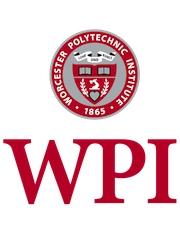 WPI Project Presentation Day logo