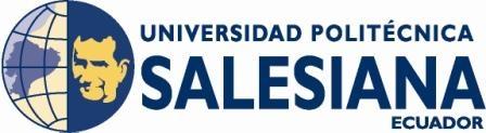 Universidad Politécnica Salesiana (UPS)