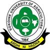 Sokoine University of Agriculture (SUA)