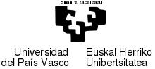 Universidad del País Vasco / Euskal Herriko Unibertsitatea | UPV/EHU