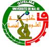 Université 8 mai 1945 - Guelma