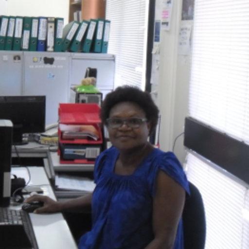 Jimela Dora Kialo | M EdL, B Ed (Lang & Lit maj), Dip  Ed