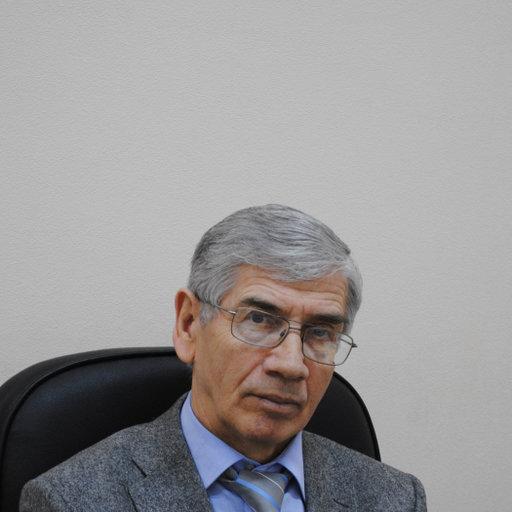 Chief M Nefedov Russian Academy