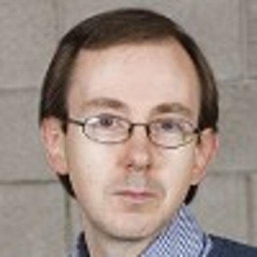 Damian Flynn   MEng PhD   University College Dublin, Dublin   UCD