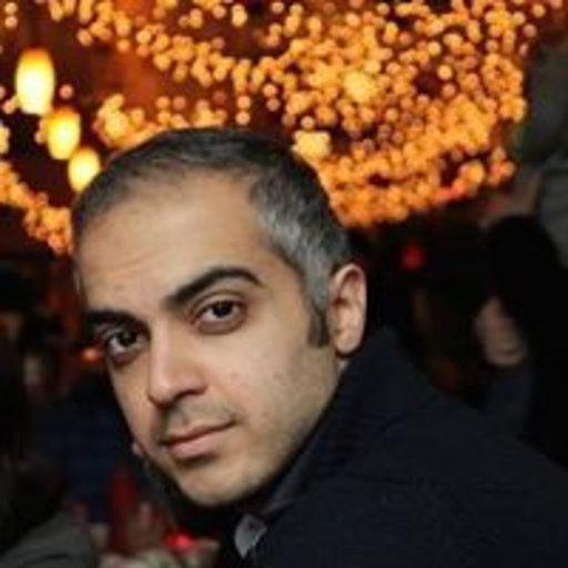 Roozbeh  Rezakhani