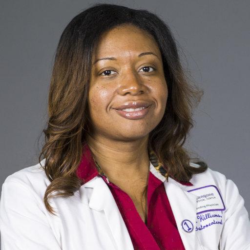 Renee Williams | NYU Langone Medical Center, New York City