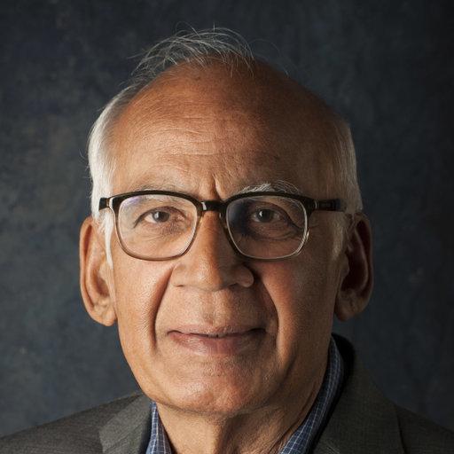 Vid PERSAUD | Professor Emeritus | MD, PhD, DSc | University of Manitoba,  Winnipeg | UMN | Department of Human Anatomy & Cell Science