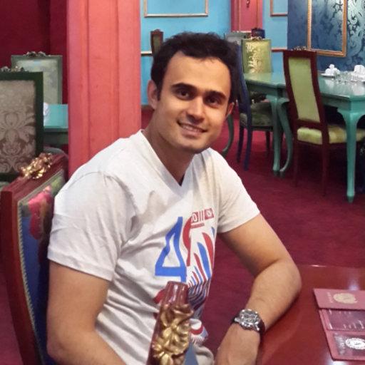Ehsan Moradi