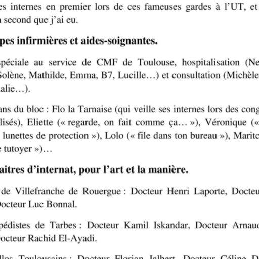 Mathieu Bondaz Centre Hospitalier Universitaire De Bordeaux