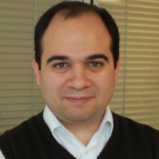 Cuneyd Parlayan   Ph.D.   Istanbul Medipol University