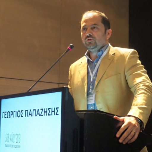 George Papazisis, Associate Professor of Pharmacology at the Aristotle University of Thessaloniki