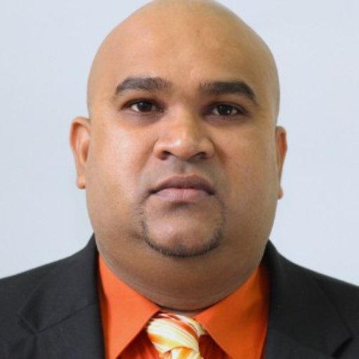 donnie boodlal bsc pgdip msc phd university  trinidad  tobago utt port  spain