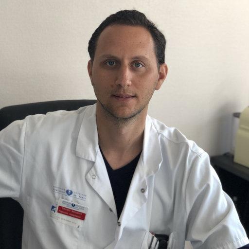 Benjamin Davido | MD, MSc | Hôpital Raymond-Poincaré