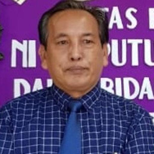 Mangatur Nababan | Universitas Sebelas Maret, Surakarta | UNS | English