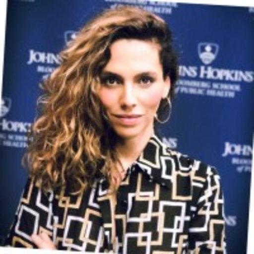 Luana ARAUJO   Doctor of Medicine   Johns Hopkins Bloomberg School of  Public Health, MD   JHSPH   Department of International Health